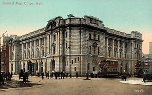 Hull Central Post Office